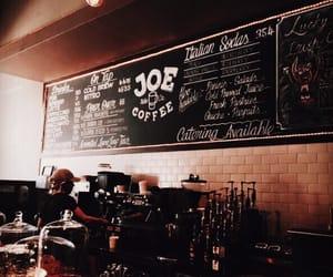 bambi, coffee shop, and dark image