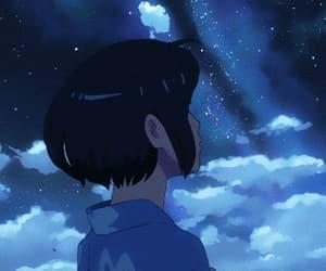 stars, anime gif, and anime image