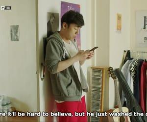 asian, Korean Drama, and subtitles image