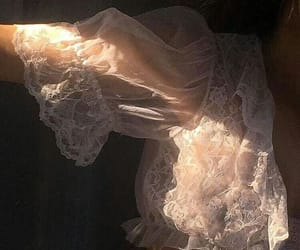 aesthetic, lace, and soft image