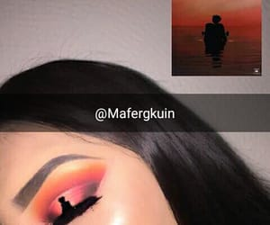 makeup, maquillaje, and mafer image