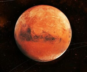 mars and planet image