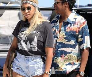 jay, queen bey, and beyonce knowles carter image