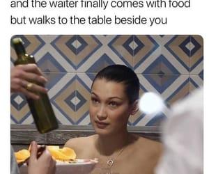 food, funny, and haha image