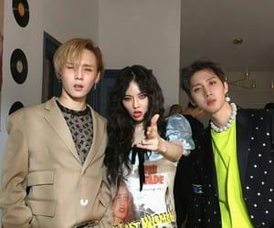 kpop, hyuna, and hui image