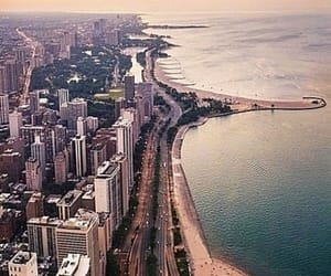 chicago, usa, and illinois image