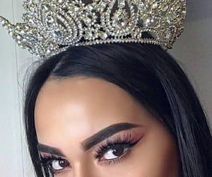 beauty, diamonds, and glitter image