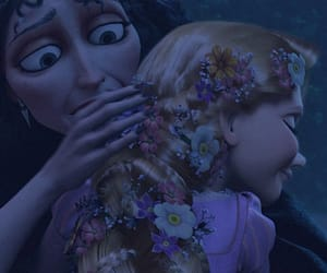 close up, disney, and rapunzel image
