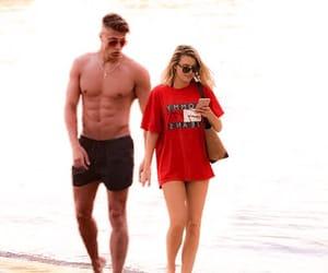 beach, maxhamilton, and couple image