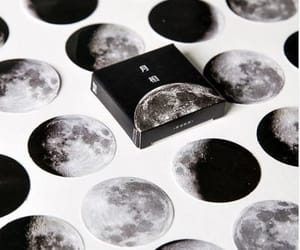 alternative, grunge, and moon stickers image