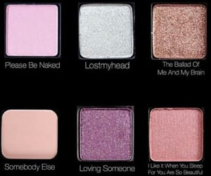 eyeshadow, makeup, and songs image