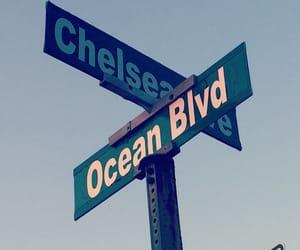 avenue, beach, and boulevard image