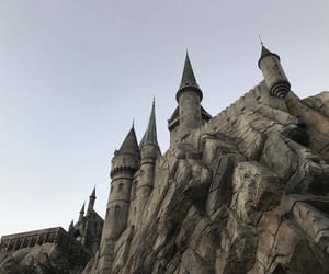 hermione, hogwarts, and home image