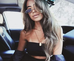 beauty, hair style, and dope image