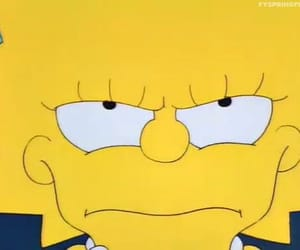 aesthetic, the simpsons, and cartoon image