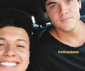 twins, grayson dolan, and the dolan twins image
