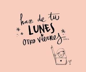 monday and frases image