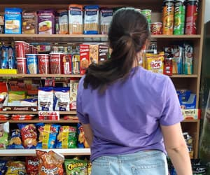 buy, chips, and supermarket image