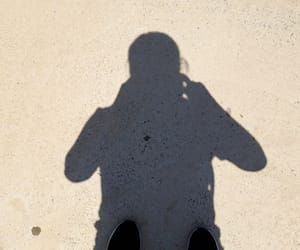 camera, pic, and shadow image
