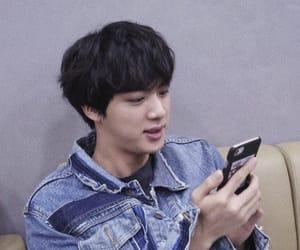 jin, bts lq, and bts boyfriend material image