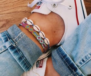 summer, converse, and jeans image