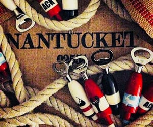 Nantucket and preppy image