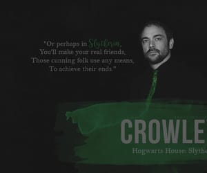 aesthetic, character, and crowley image
