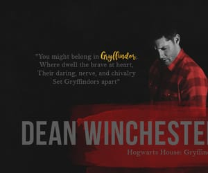aesthetic, character, and dean winchester image
