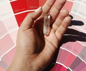 cristal, pink, and pinck image