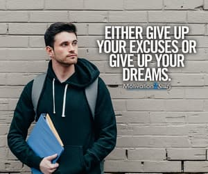 college, education, and study motivation image