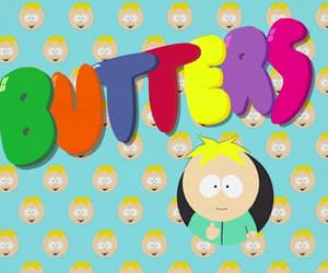 butters and South park image