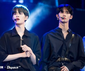 jinyoung, wanna one, and lee daehwi image