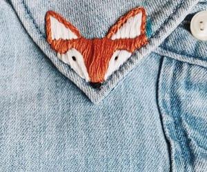 beautiful, fox, and fashion image