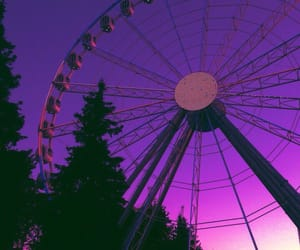 grunge, tumblr, and violet image