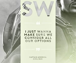 aesthetic, captain america, and character image