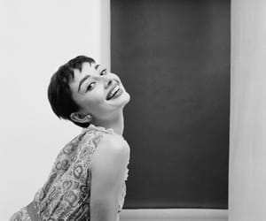 1950s, 50s, and audrey hepburn image