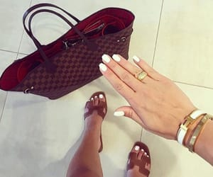 cartier, fashionista, and hermes image