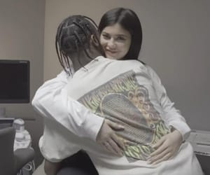 couples, kylie jenner, and travis scott image