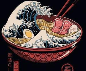 japan, ramen, and food image