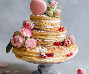 food, vegan, and raspberry image
