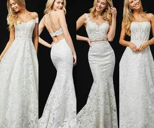 Couture, dress, and dresses image