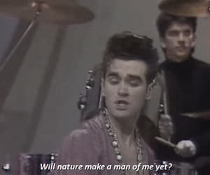 80's, gif, and johnny marr image