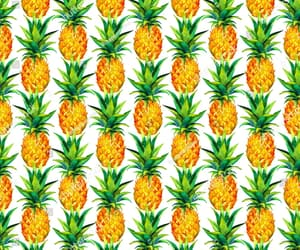 art, pineapple, and backgrounds image