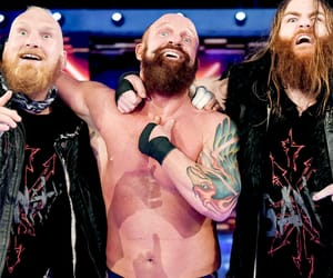 sanity, wwe, and killian dain image