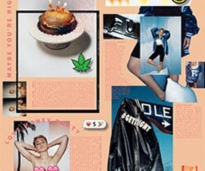 cake, future, and miley cyrus image
