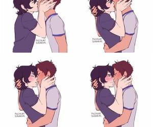 anime, gay, and keith image