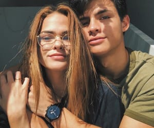 couple, cute, and summer mckeen image