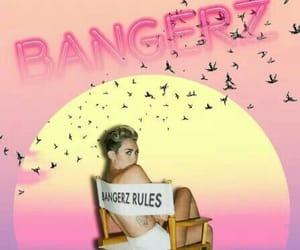 birds, Mc, and bangerz image