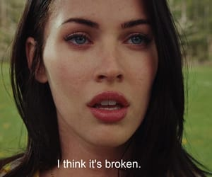 girl, megan fox, and quotes image
