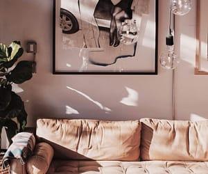deco, sofa, and decoration image